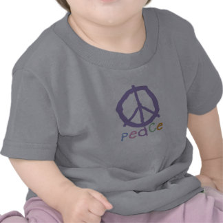 Child's Peace Sign T-shirts