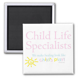 Child's Play Magnet