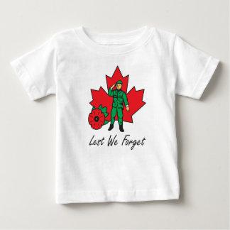 Child's T-Shirt - Lest We Forget