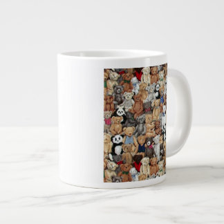 Childs Teddy Bear Hot Chocolate Mug