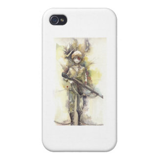 childsolider iPhone 4/4S cases