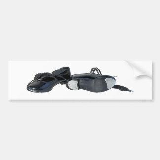 ChildTapShoes070515.png Bumper Sticker