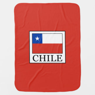 Chile Baby Blanket