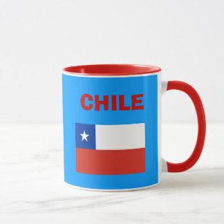 Chile* & Bold CL Coffee Mug