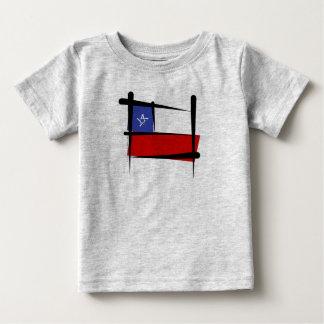 Chile Brush Flag Baby T-Shirt