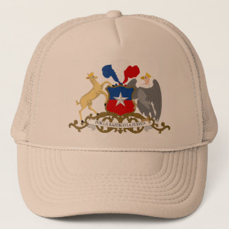 Chile, Chile Trucker Hat