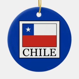 Chile Christmas Ornament