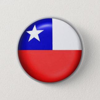Chile Circulo 6 Cm Round Badge