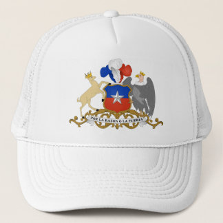 Chile Coat of arms CL Trucker Hat