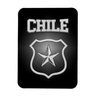 Chile Coat of Arms Magnet