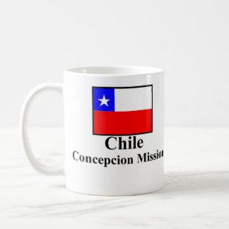 Chile Concepcion Mission Drinkware Coffee Mug