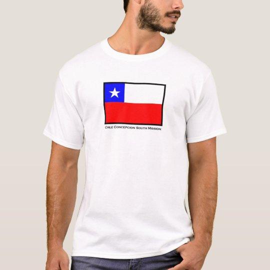 Chile Concepcion South LDS Mission T-Shirt