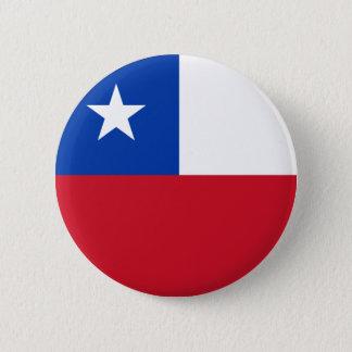 Chile Flag Button