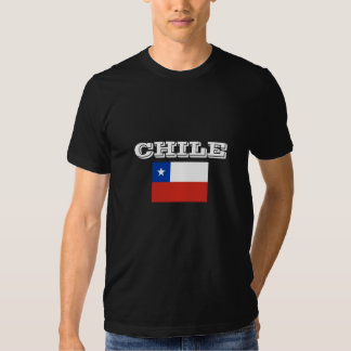 Chile* Flag Custom Shirt