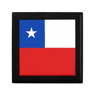 Chile Flag Gift Box