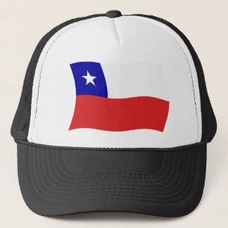 Chile Flag Hat