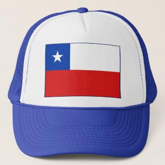 Chile Flag Hat