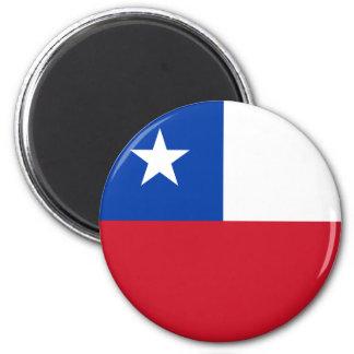 Chile Flag Magnet