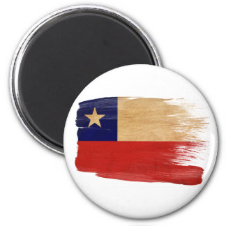 Chile Flag Magnets