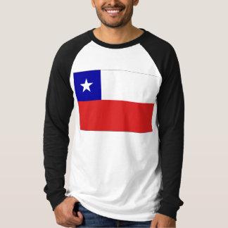 Chile Flag Tee Shirt