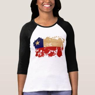 Chile Flag Tees