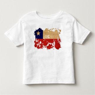 Chile Flag Toddler T-Shirt