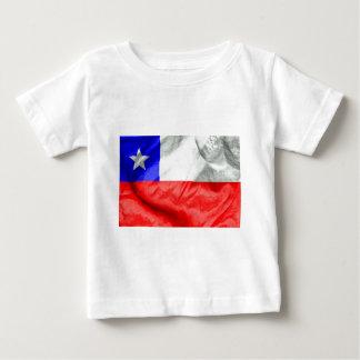 Chile Flag Tshirt