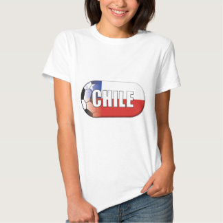 Chile Football T Shirts
