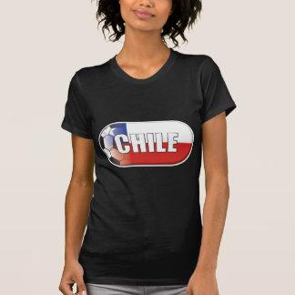 Chile Football Tshirt