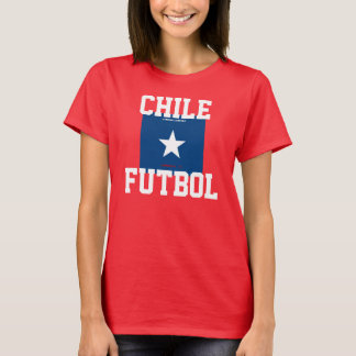 CHILE FUTBOL T-Shirt