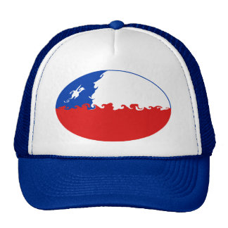 Chile Gnarly Flag Hat