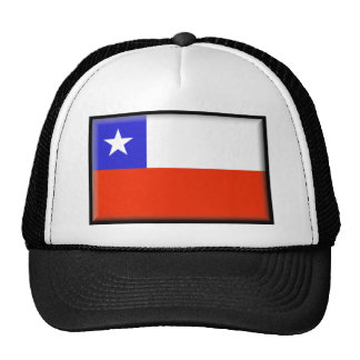 Chile Mesh Hats