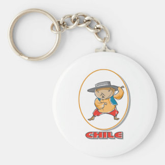 Chile Key Chains