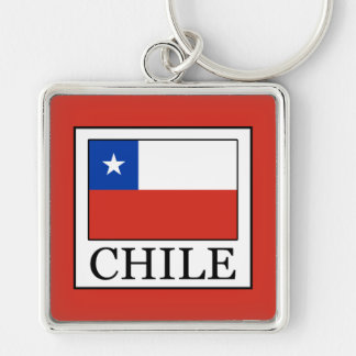 Chile Key Ring