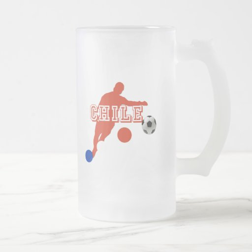 Chile La Roja Soccer players soccer team gifts Coffee Mugs