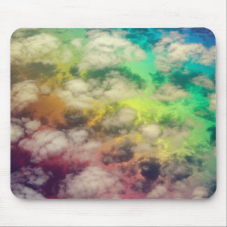 Chile - Landscape Aerial Shot   South America Mouse Pad