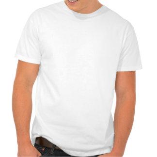 Chile Map: Modern Stripes T Shirts