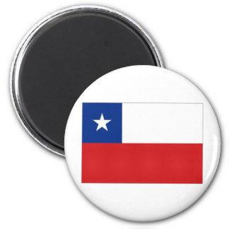 Chile National Flag Magnet