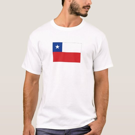 Chile National Flag T-Shirt