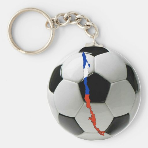 Chile national team keychains