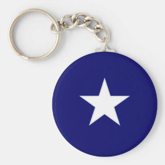 Chile Naval Jack Key Chains