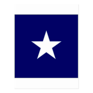 Chile Naval Jack Post Card