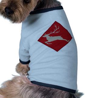 Chile Patch Chilean Air Force Fuerza Aerea de Chil Doggie T Shirt
