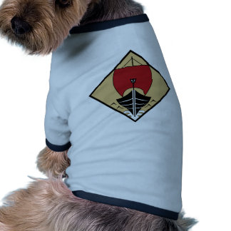 Chile Patch Chilean Air Force Fuerza Aerea de Chil Dog Clothing
