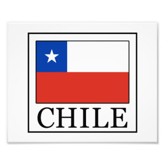 Chile Photographic Print