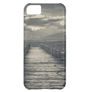 Chile, pier at Puerto Bories iPhone 5C Case