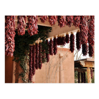 Chile Ristras Postcard