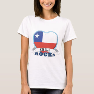 Chile Rocks T-Shirt