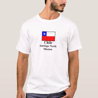 Chile Santiago North Mission T-Shirt