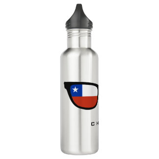 Chile Shades custom water bottles
